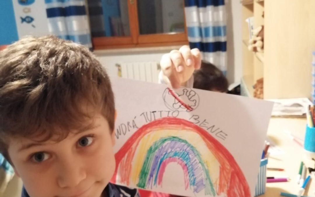 Scuola primaria Marconi – Come vivi #IoRestoACasa ? classe 4 A