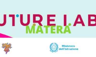Al via i primi 18 corsi webinar del Future Lab di Matera per la formazione dei docenti della Regione Basilicata